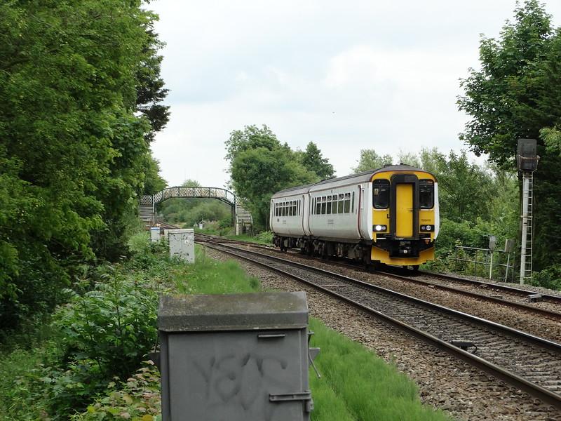 156418 - Whitlingham (Girlings Lane)