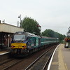68024 - Acle<br /> <br /> 2P32 17:36 Norwich to Great Yarmouth