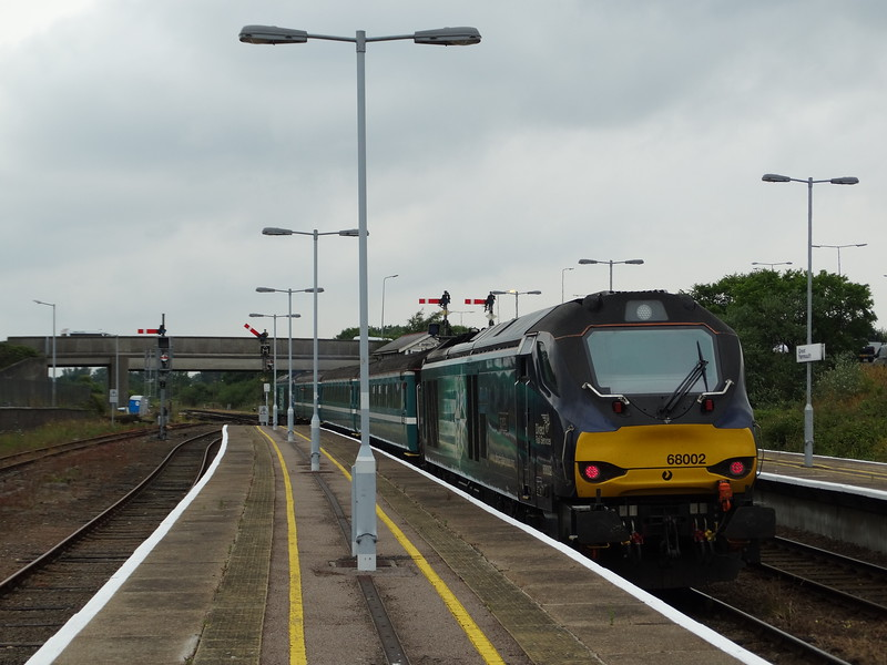 68002 - Great Yarmouth<br /> <br /> 2P29 17:17 Great Yarmouth - Norwich