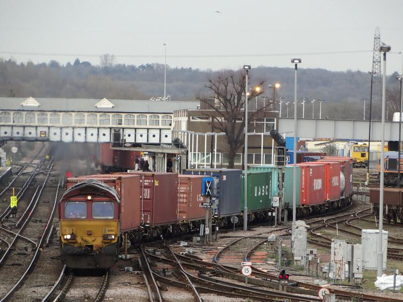 66105 - Eastleigh