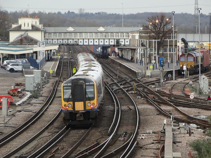444003 - Eastleigh