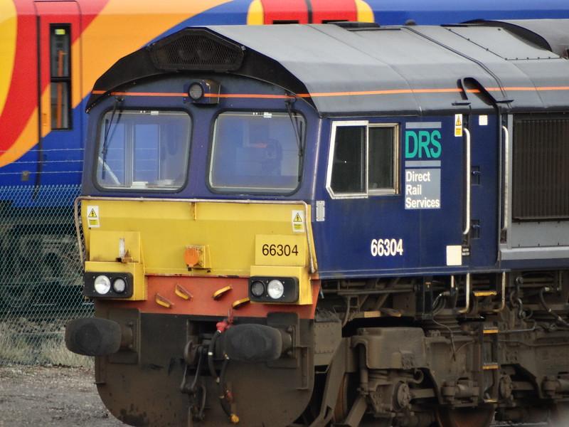 66304 - Eastleigh Works