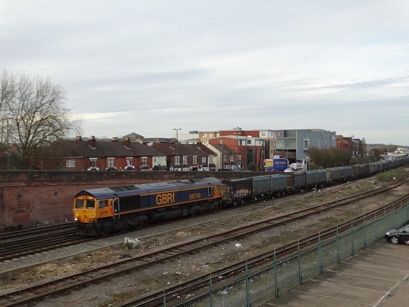 66749 - Eastleigh