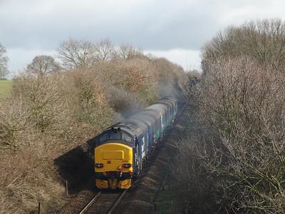 37423 - Strumpshaw (Cuckoo Lane)  2P18 10:36 Norwich to Great Yarmouth