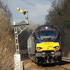 68002 - Strumpshaw (RSPB Foot Crossing)<br /> <br /> 2J73 10.57 Lowestoft to Norwich