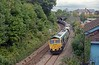it was closely followed by 66561 on the first of two empties from Fiddlers Ferry, 4V20 FF to East Usk