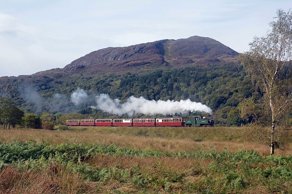 September 16th, Superpower Saturday on the Welsh Highland Railway