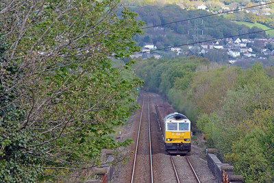 April 25th, Llansamlet, Swansea District Line