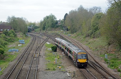 April 23rd, Gaer Junction, Newport