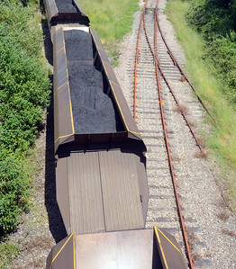And here are the black diamonds 6E11 will carry to the BSC steelworks in Scunthorpe.
