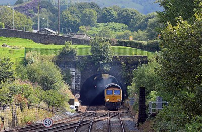 Hall Royd Junction - Todmorden