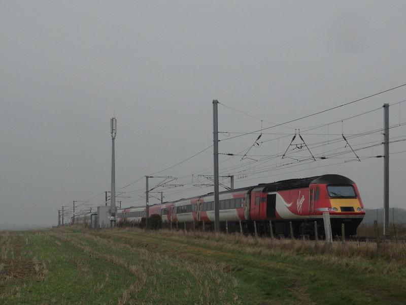 HST - Shepreth Branch Junction