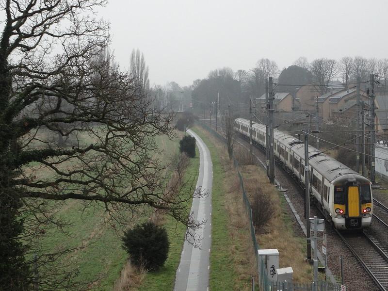379020 - Shepreth Branch Junction