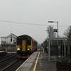 156473 - Manea<br /> (The Class 156 was deputising for an unavailable Class 158)