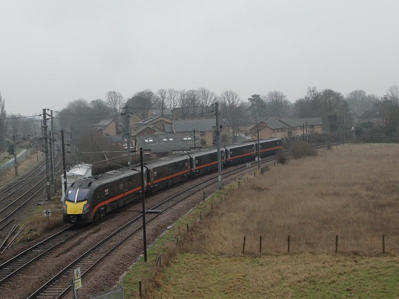 Class 180 - Shepreth Branch Junction