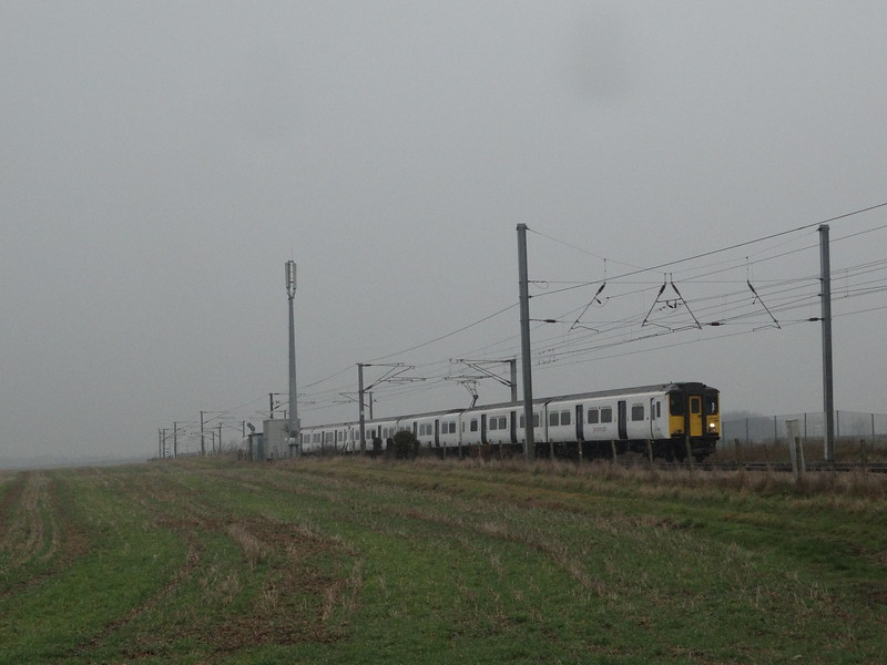 Class 317 - Shepreth Branch Junction