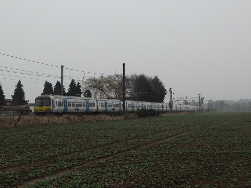 Class 365 - Foxton