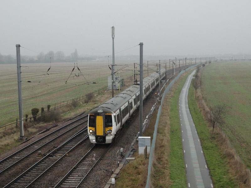 379028 - Shepreth Branch Junction