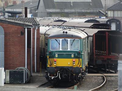 73133 - Eastleigh Works