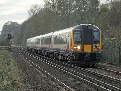 444042 - Shawford