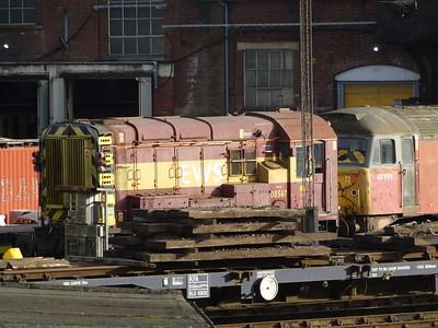 08567 - Eastleigh Works