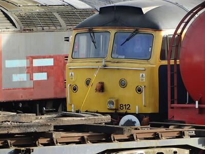 47812 - Eastleigh Works