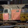 47771 & 47812 - Eastleigh Works