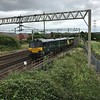 92038 & 90016 - Stafford<br /> <br /> 0Z94 14:43 Willesden Traction Maintenance Depot to Crewe Basford Hall SSM