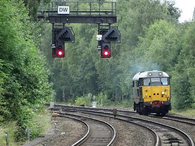 31452 - Water Orton   0Z31 1319 Washwood Heath Metropolitan Cammel to Derby