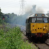 31452 - Water Orton <br /> <br /> 0Z31 1319 Washwood Heath Metropolitan Cammel to Derby