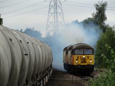 56087 & 56113  - Water Orton  0Z56 1300 Washwood Heath Metropolitan Cammel to Derby RTC Serco