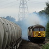 56087 & 56113  - Water Orton<br /> <br /> 0Z56 1300 Washwood Heath Metropolitan Cammel to Derby RTC Serco