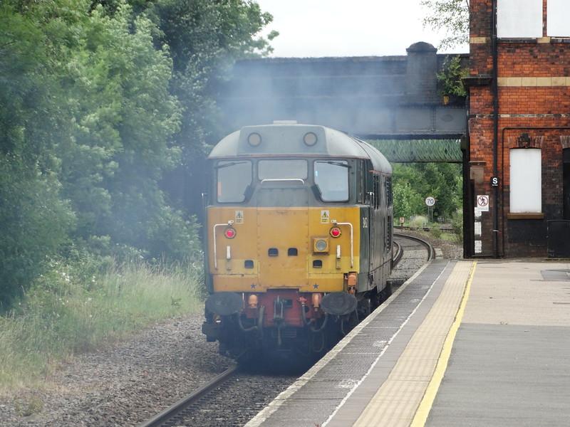 31452 - Water Orton <br /> <br /> 0Z31 1319 Washwood Heath Metropolitan Cammel to Derby
