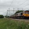 66758 - Heamies Farm<br /> <br /> 6L48 15:49 Garston Car Terminal GBRF to Dagenham Dock Recp GBRF