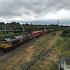 66716 - Stafford<br /> <br /> 4L18 12:17 Trafford Park EURO TML GBRF to Felixstowe South GB Railfreight