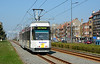 6019 is seen at Stadsnet Oostende in stunning conditions 28/03/2017.