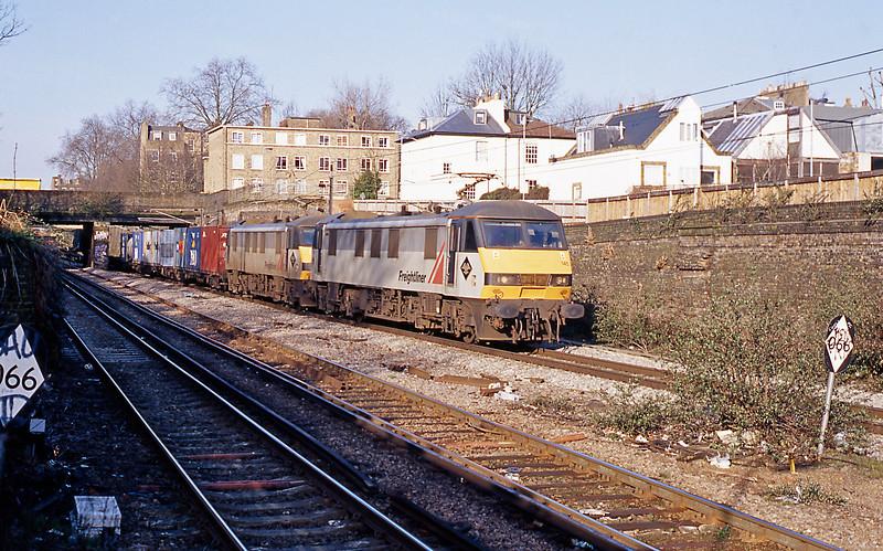 March 30th, Highbury & Islington