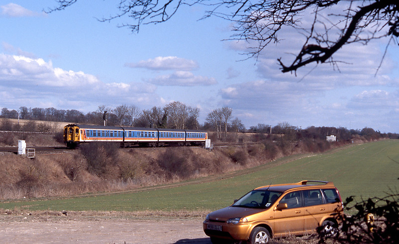 A Greyhound CEP on a service from Waterloo to Portsmouth Harbour via Eastleigh. They rode on B5 trailer and B6 motor bogies for an altogether better ride than that provided by the old Mk 4 motor and Commonwealth trailer bogies that were fitted with in its pre-SWT days.