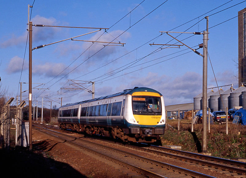 January 7th 2005, Haughley Junction
