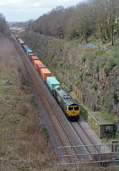 Caldicot / Cil-y-coed - Severn Tunnel / Twnnel Hafren