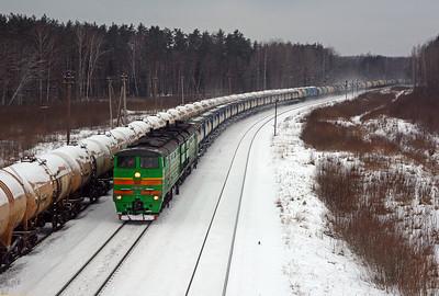 February 7th, Daugava, Latvia