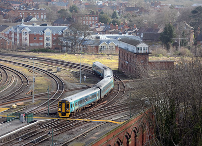 Shrewsbury - Severn Bridge Junction