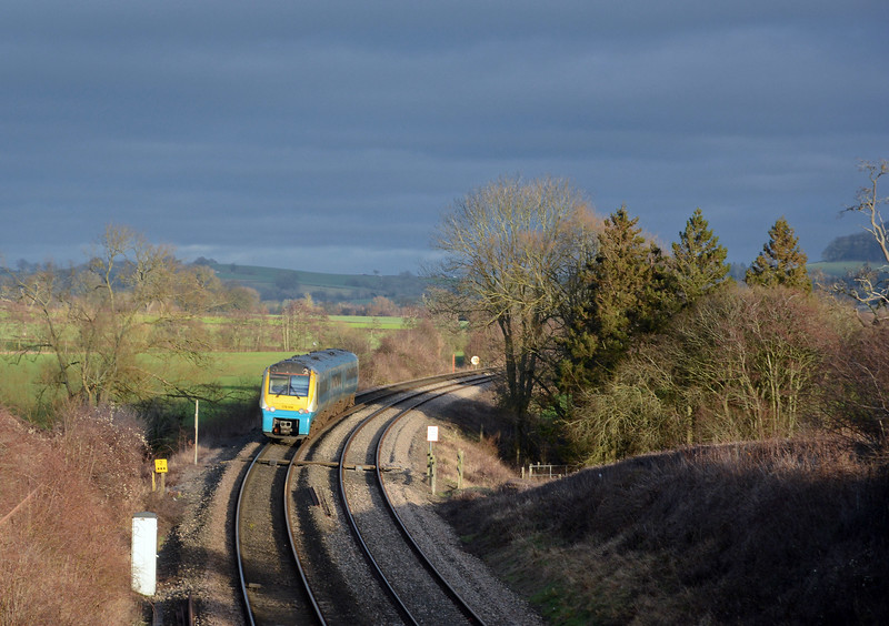 St Devereux station