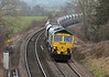 66512 speeds south on the 4V20