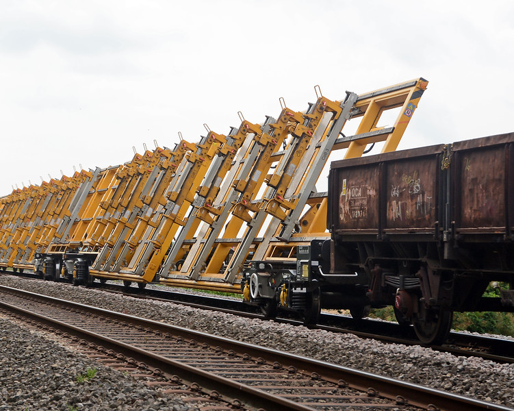 Impressive pieces of kit the Kirow IFA point carriers.