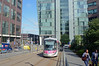 Midland Metro's trams are CAF Urbos, sleek but not very interesting.