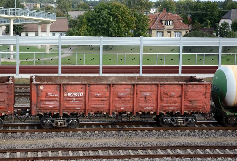 The inevitable box wagon