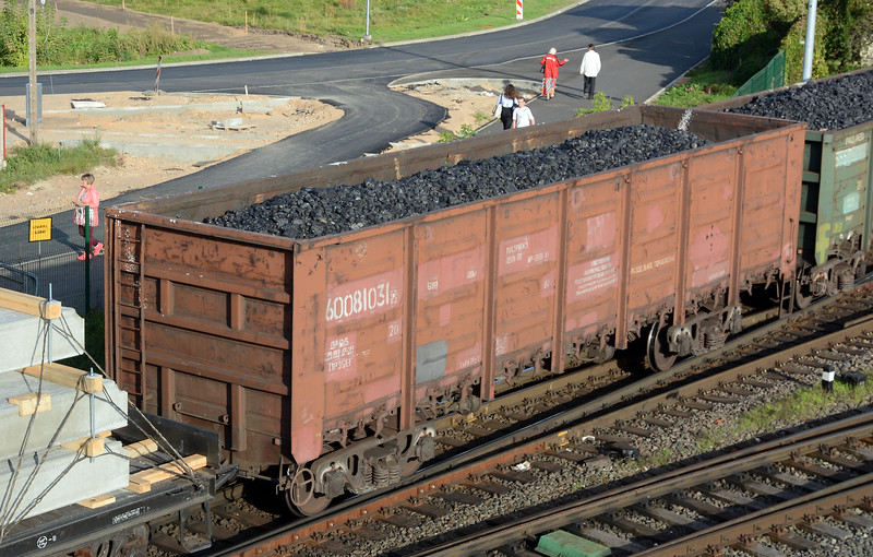 ...coal of course...