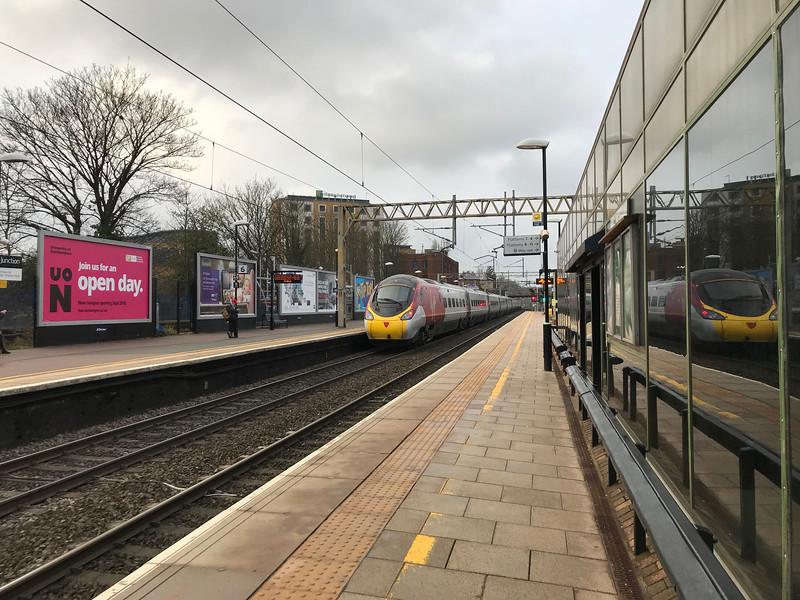 Pendolino - Watford Junction