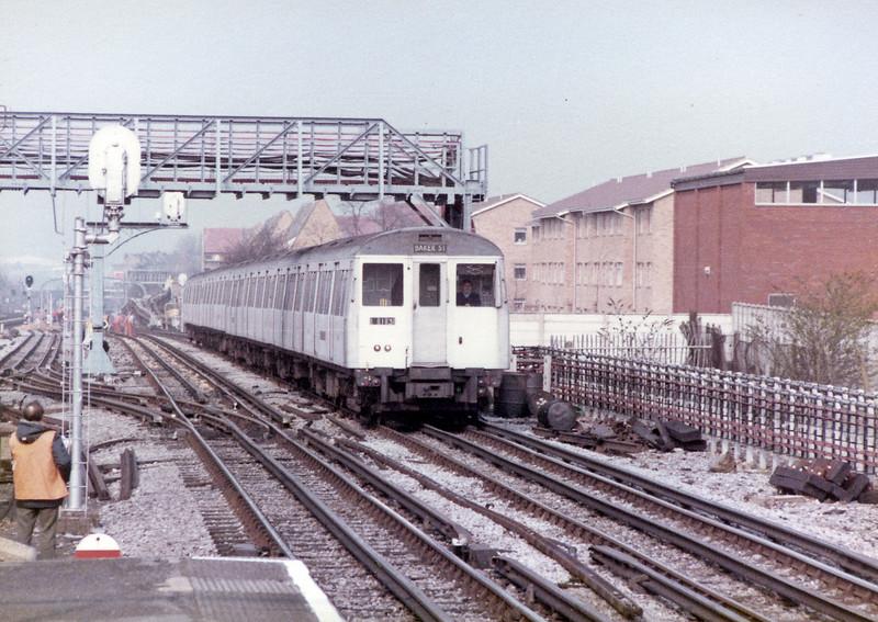 April 1984, Willesden Green